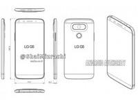微曲面、無邊框、全金屬!疑似 LG G5 設計圖曝光