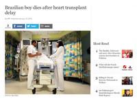男孩等不到捐贈器官枉死 政府竟補槍:等到不見得能活