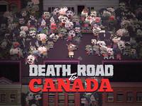 生存遊戲《Death Road to Canada》曝光遊玩畫面