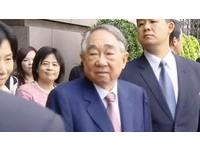 王應傑:張榮發是台灣企業家典範