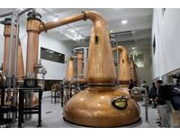 產能上看千萬 金車噶瑪蘭新蒸餾器啟用