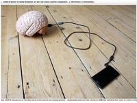 腦袋開洞插線路 美軍研究人類「腦控電腦」