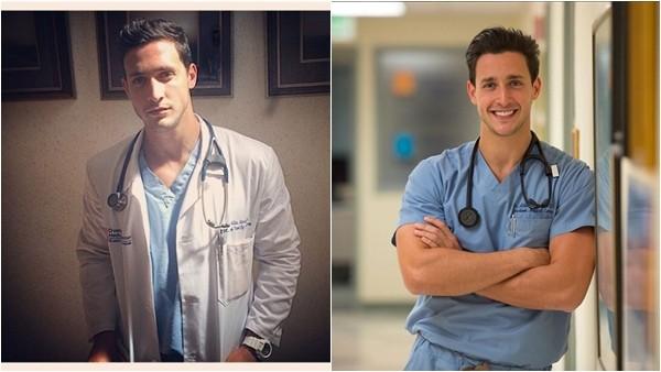 全球最帅医生Doctor Mike 噢我全身都不舒服图片