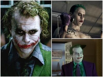 影史最惡壞蛋 演過小丑3位男星