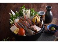 聚新推雙人共享石狩鍋與雪見鍋 還有帝王蟹團圓餐