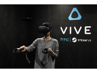 HTC Vive降臨台北電玩!高規電腦搭本土遊戲搶先體驗