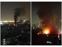 快訊/曼谷驚傳爆炸案大火竄出 當局不排除為恐怖攻擊