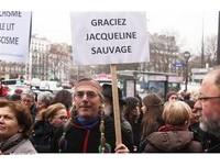 法國老婦難忍47年家暴殺夫 40萬人聯署特赦成功