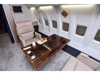 總統「空軍一號」曝光 頭等艙擁4個貴賓席、衛星電話