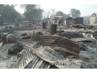 活活燒死小孩 IS盟友「博科聖地」奈國屠殺86人