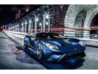 千呼萬喚終下線 Ford GT量產車加拿大產出!