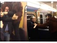 德國難民地鐵上騷擾女乘客 老翁出面阻止也被打
