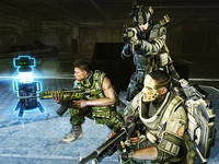 射擊遊戲《Hounds》登場 與外星生物展開生死之戰!