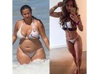 80公斤英國女練出「六塊肌」 老公最後卻要求離婚