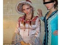 俄媒披露普丁長女照片!醫科畢業已婚生女 還是個ㄈㄈ尺