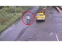 男找不到女友沿路狂開6槍 機警運將假裝車壞阻悲劇
