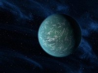太陽系外發現「超級地球」 可能有生物