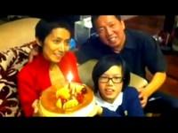 東森獨家/徐華鳳慶生影片曝光 11/25度過41歲生日
