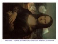 大家來找碴? 美藝術家:蒙娜麗莎畫中有野獸