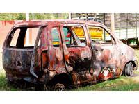 女大生被誤會撞死人 暴徒放火燒車、扒光她衣服毒打
