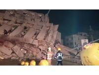 南台灣6.4大地震 雲林男驚嚇跳樓骨折、2人被砸傷