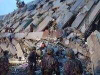 南台灣6.4強震 國軍設前進指揮所、出動400官兵救援