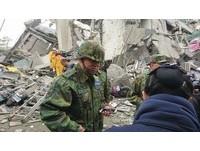 救援台南/26大地震! 國軍開設5營區可收容1400人