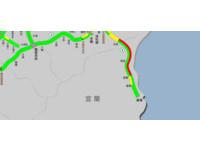 南下塞完換北上塞 國道五號初一車潮擠了快10小時!