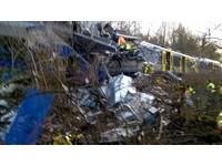 德國慕尼黑火車對撞事故 疑自動煞車系統失靈釀禍
