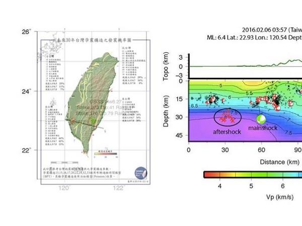 马国凤:小年夜地震为「双主震」 第二震央离台南仅5公里| ETtoday生活ck-one-perfume