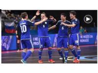 歐洲盃五人制 哈薩克勇闖最後4強