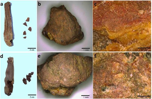 新疆挖出3500年前的「化妆棒」绘出红色宗教图腾| ETtoday大陆新闻