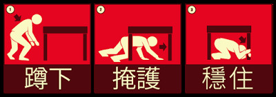 必看!!地震自救術 各場所如何自保通通告訴你_02
