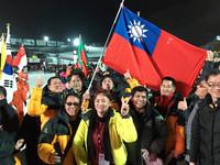 韓國業者為台灣亮出國旗!台商感動:把國旗扶正、扶好