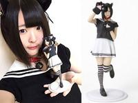 日本Coser「肉球あやと」推出真人公仔 貓娘裝扮超萌