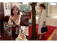 她貼63歲姑姑照..怨沒人讓座 網不信:吃了胎盤餃子嗎?