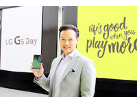 MWC 2016/360相機與機器人!LG G5帶了很多手機的朋友