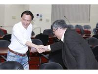 李新批國民黨青年培育 「只有林益世、李正皓」