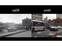 1分鐘穿越「北門1968 vs 2016」 跨48年街景長這樣!