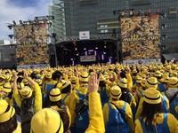 日本「Minions Run」上萬小小兵趣味開跑盛典實況報報