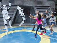 迪士尼歡慶60周年 打造星際大戰主題園區