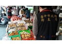 中市「殺蟲劑蔬菜」流陸軍副供站 源頭最多罰鍰2億