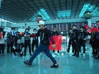 台灣街舞冠軍「The Future Crew」 赴法參加世界總決賽