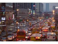 全球「最塞車」前25名 台灣3城市上榜...台北只排第24