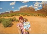 27歲夫妻繞地球3圈滿足旅行人生 每天250台幣遊世界