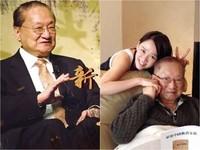 金庸92歲吸中港台「英雄」賀壽! 牽手東方不敗陳喬恩