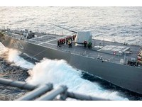 南海對抗升級 北京拒絕美航空母艦戰鬥群停靠香港