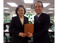 談核災區食品 大橋光夫:台灣無依據發言傷害日國民