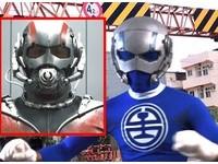 「台鐵超人」被指涉抄襲《蟻人》 台鐵:有相當差異