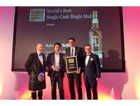 2016世界威士忌競賽傳捷報 噶瑪蘭再奪殊榮